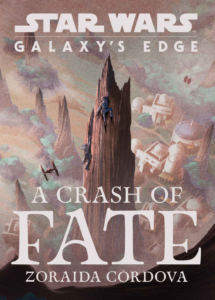 Cover of A Crash of Fate
