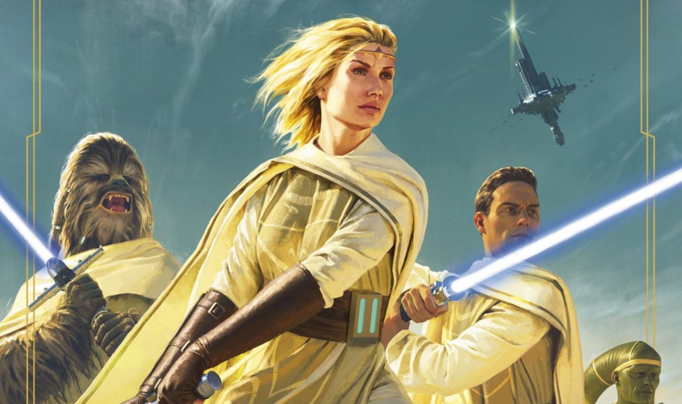 Light of the Jedi cover excerpt